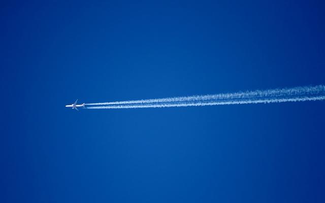 Літаки та СО2