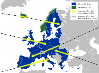 EU ETS Airspace coverage1