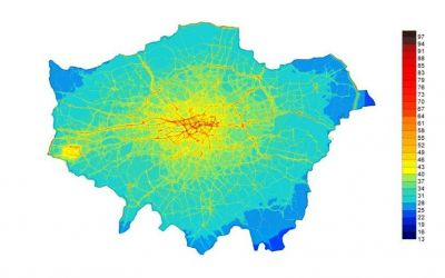 London NO2 2010 1 2